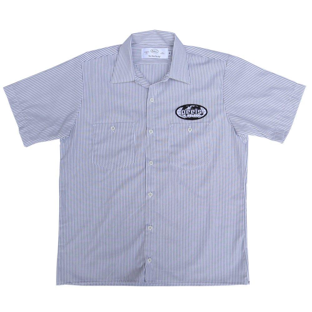 Peels<br>Oval Logo Work Shirt<br>