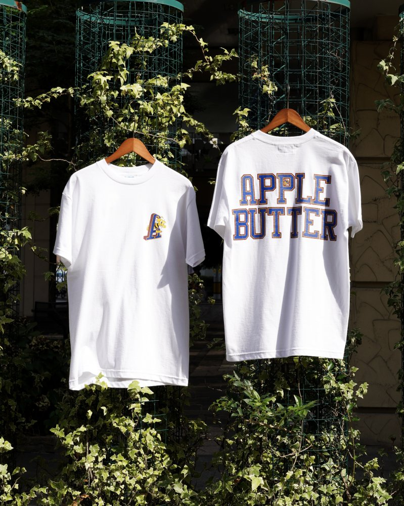 APPLE BUTTER STORE<br>ABS College Bee Logo Tee<br>