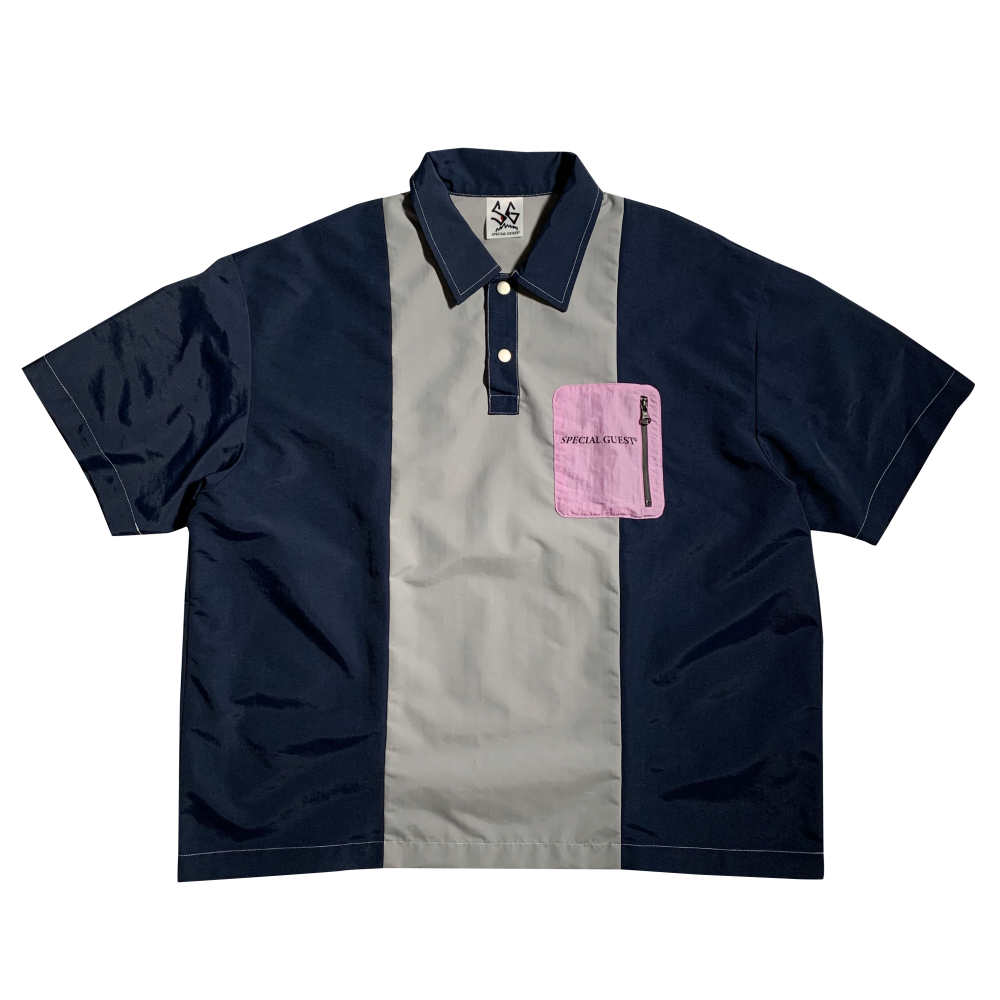 SPECIAL GUEST<br>SG Nylon Polo Shirt<br>