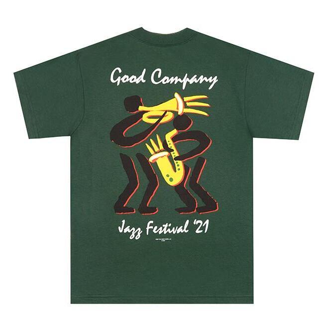 The Good Company<br>Jazz Fest Tee<br>