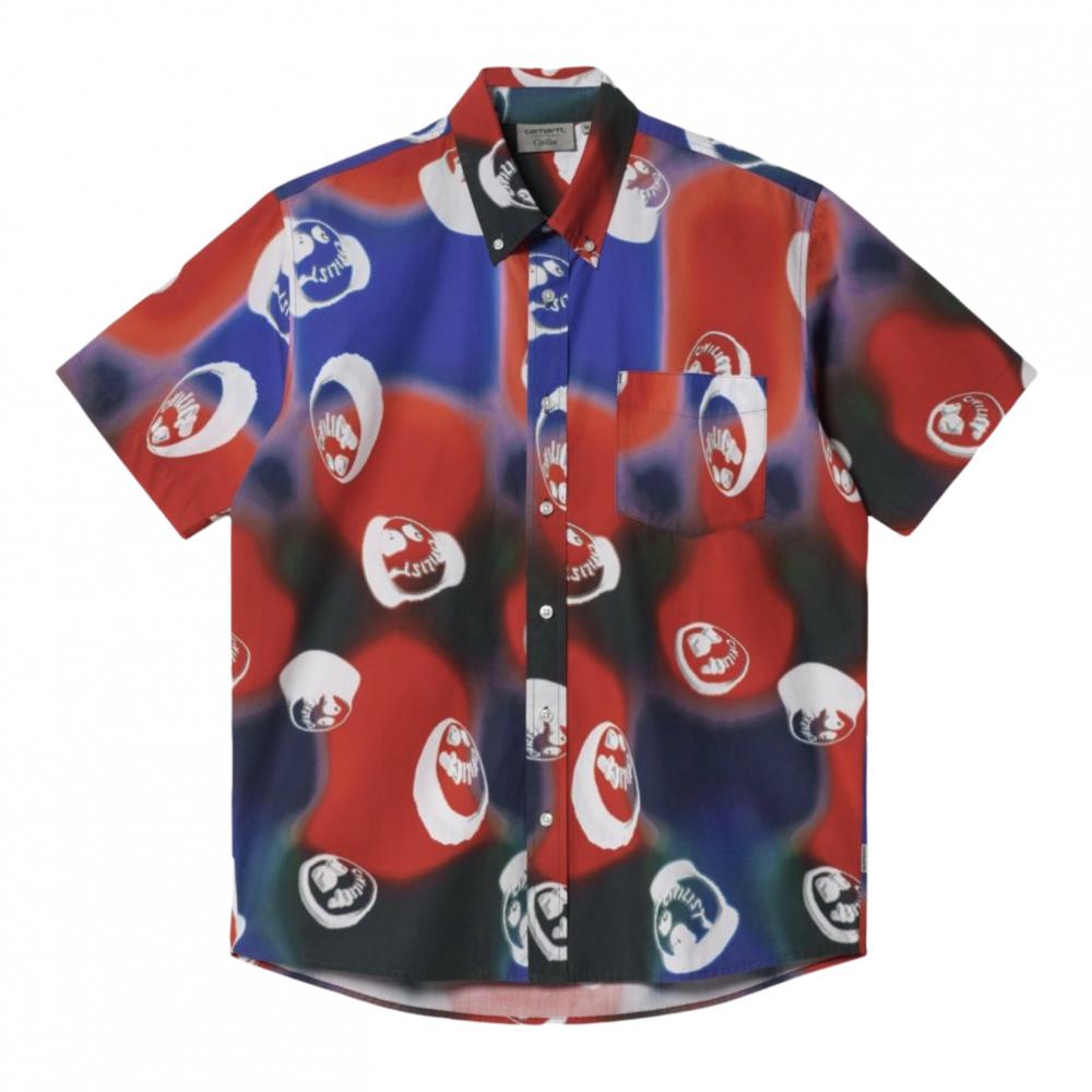 Carhartt WIP × Civilist<br>Civilist Allover Pocket Shirt<br>