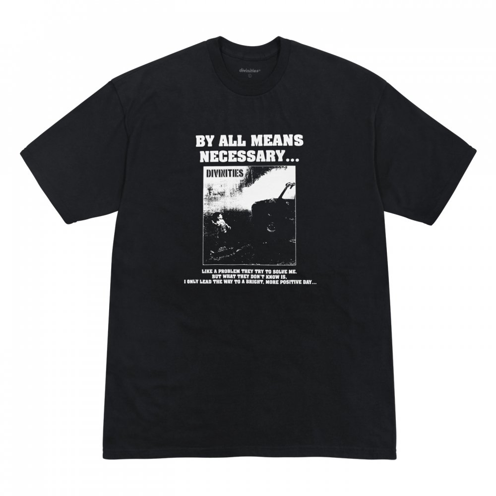 Divinities<br>By All Means Tee<br>