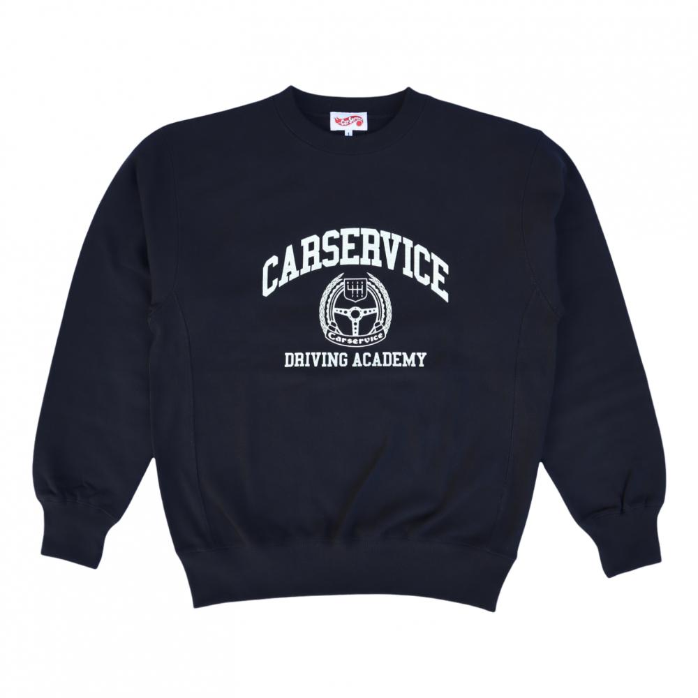CarService<br>CS College Logo Crewneck Sweat<br>