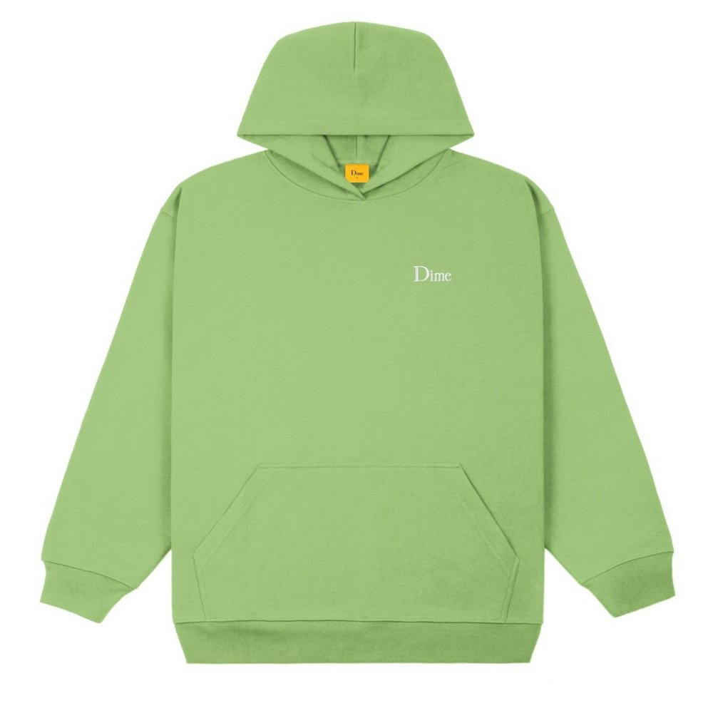 DIME<br>DIME CLASSIC SMALL LOGO HOODIE<br>