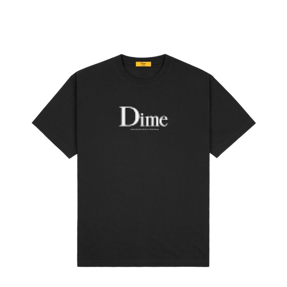 DIME<br>DIME CLASSIC SCREENSHOT T-SHIRT<br>