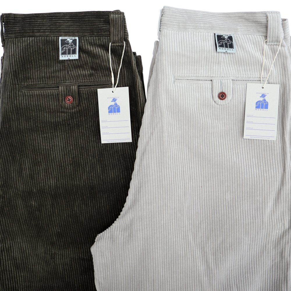 NOROLL<br>THICKWALK CORDS PANTS<br>