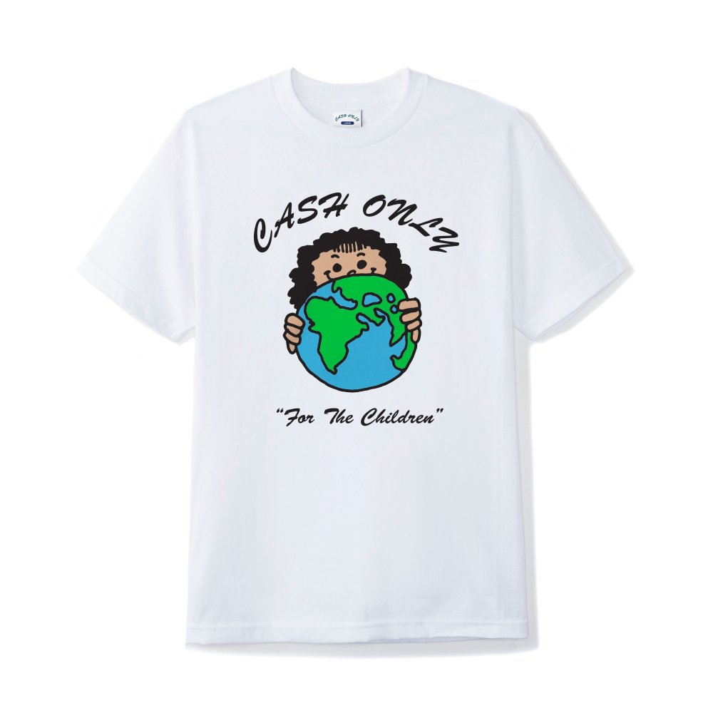 Cash Only<br>For the Children Tee<br>