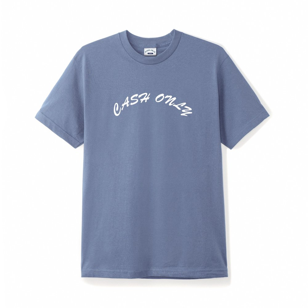 Cash Only<br>Logo Tee<br>