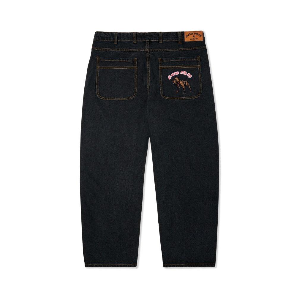 Cash Only<br>Baggy Denim Jeans<br>