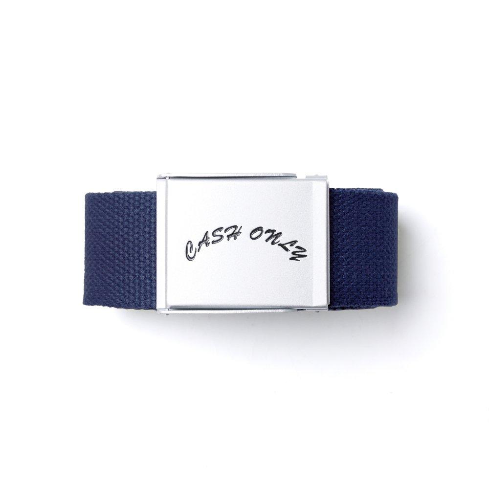 Cash Only<br>Logo Web Belt<br>
