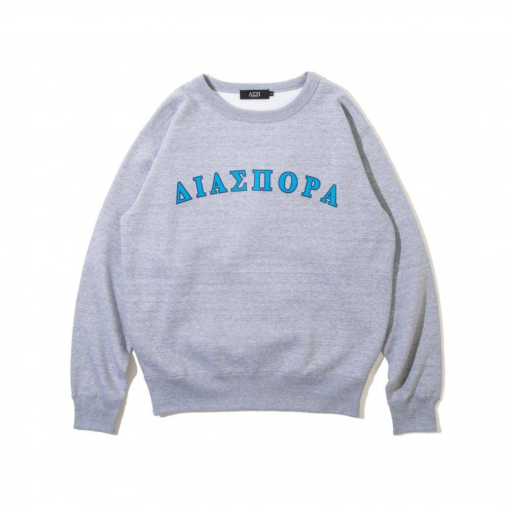 Diaspora skateboards<br>Frat Arch Logo Crewneck Sweatshirt<br>