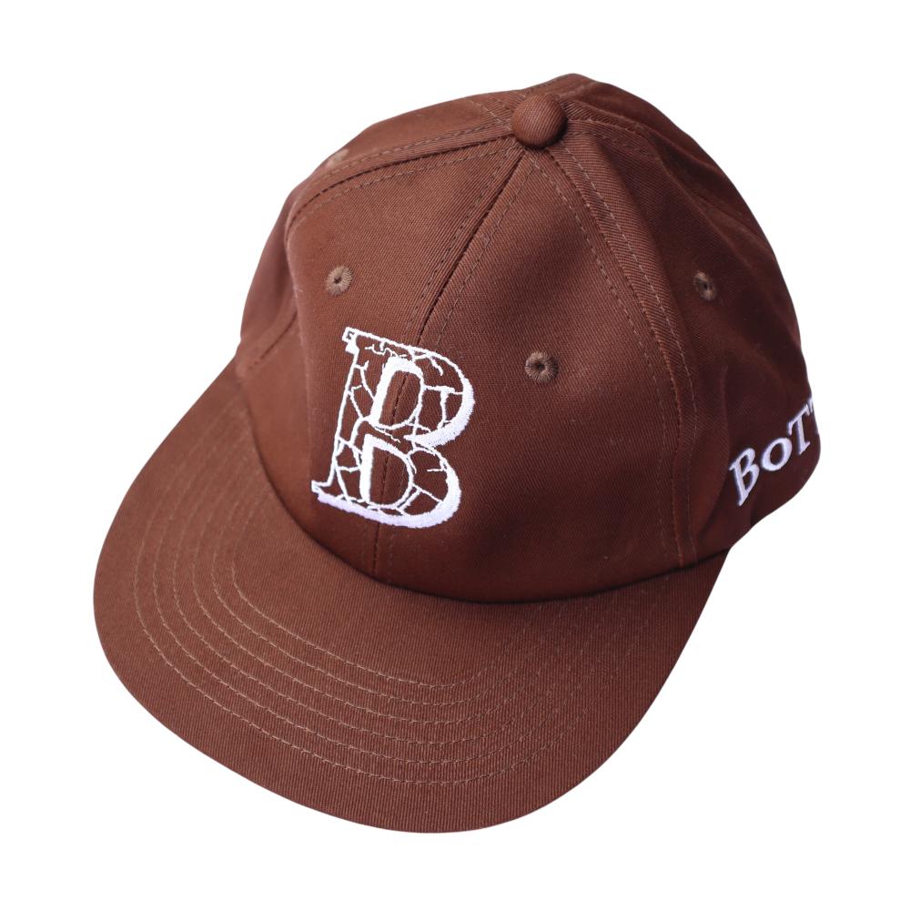 BoTT×APPLE BUTTER STORE<br>BoTT Crack OG Logo CAP<br>