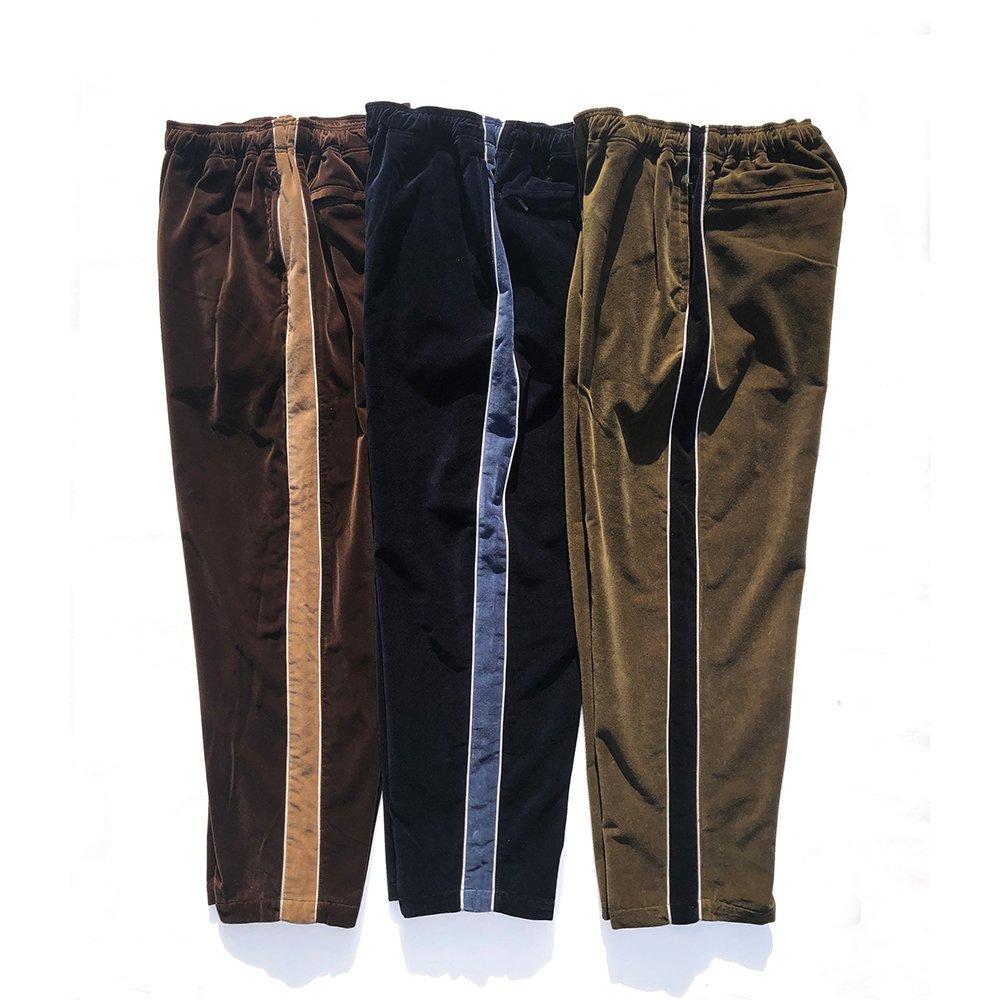 COMFORTABLE REASON<br>Velvet Trousers<br>