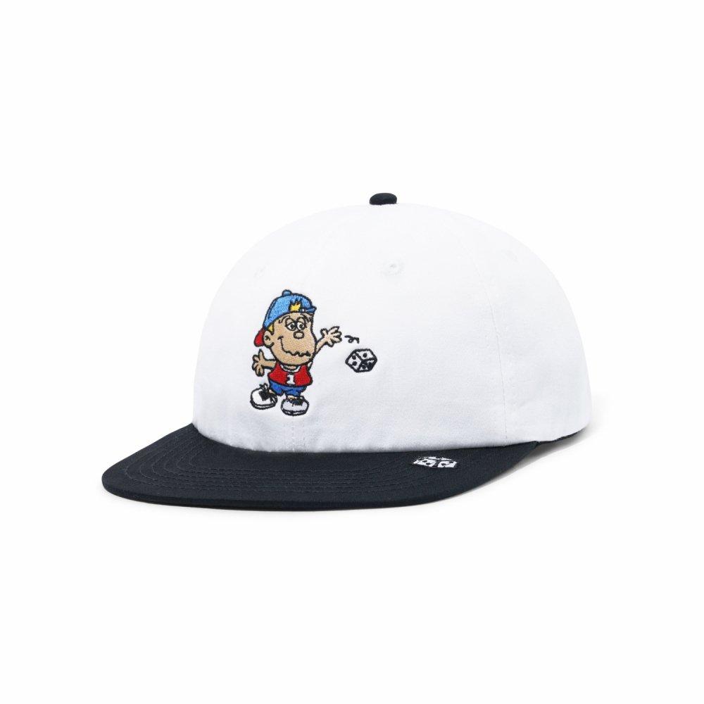 BUTTER GOODS<br>DICE 6 PANEL CAP<br>