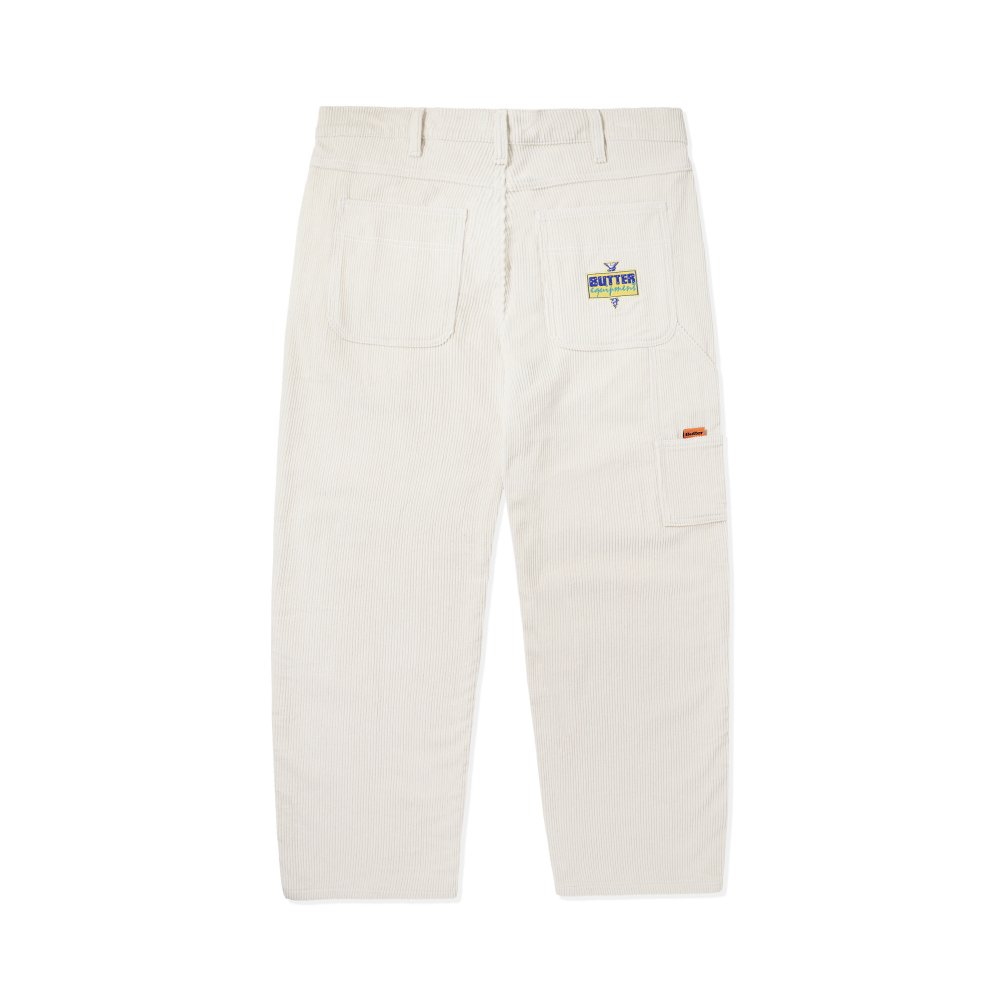 BUTTER GOODS<br>HIGH WALE CORD WORK PANTS<br>