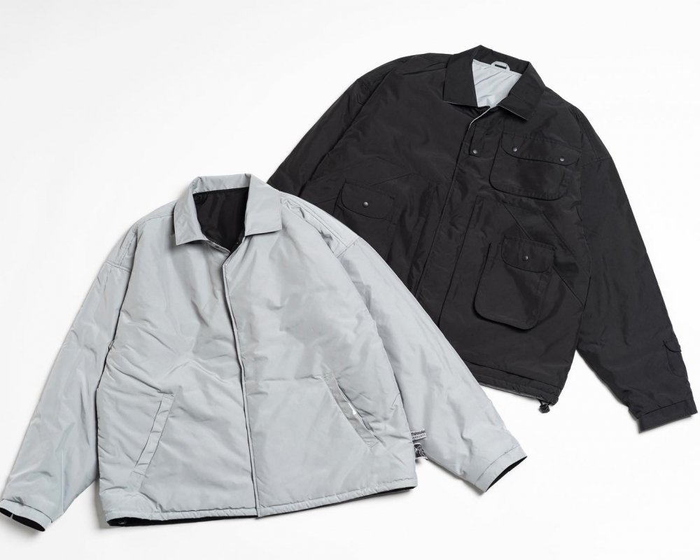 NOROLL×APPLE BUTTER STORE<br>TWOFACE JACKET<br>