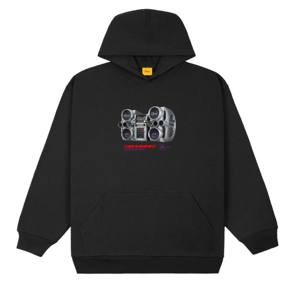 DIME<br>TRACKMASTER 9000 HOODIE<br>