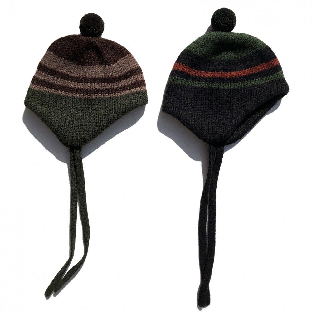 COMFORTABLE REASON<br>Ear Flap Knit Cap<br>