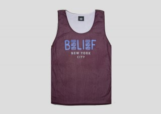 Belief CITY BLOCK JERSEY<br>BURGUNDY<br>
