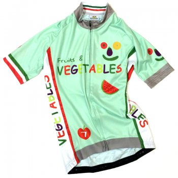 7ITA Vegetables Lady Jersey  Green
