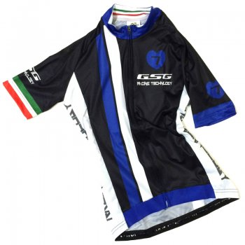 7ITA  GT-7R Lady Jersey Black/Navy
