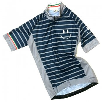 7ITA Marine Smile Lady Jersey Navy/Grey