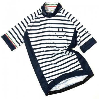 7ITA Marine Smile Lady Jersey White/Navy