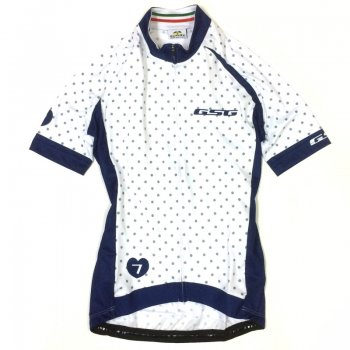 GSG Polka Lady Jersey White/Blue