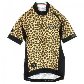 GSG Leopard Lady Jersey Yellow