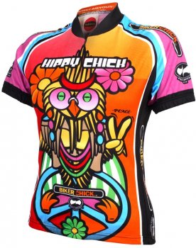 Ladies Hippy Chick Jersey