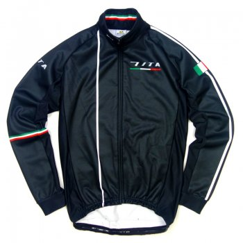 7ITA Neo Retro Jacket Black