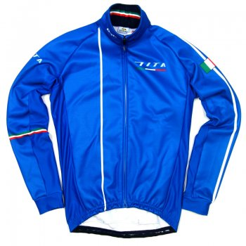 7ITA Neo Retro Jacket Blue Green