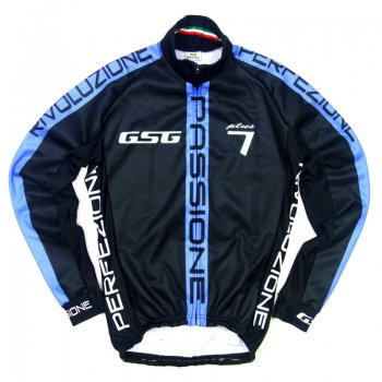 GSG G7 Passione Jacket  Black/Blue