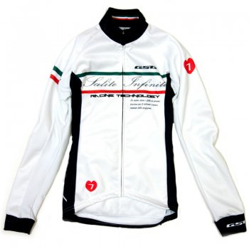 GSG Salite Infinite Lady Jacket White