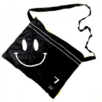 Ortre Smile Foldable Musette Bag