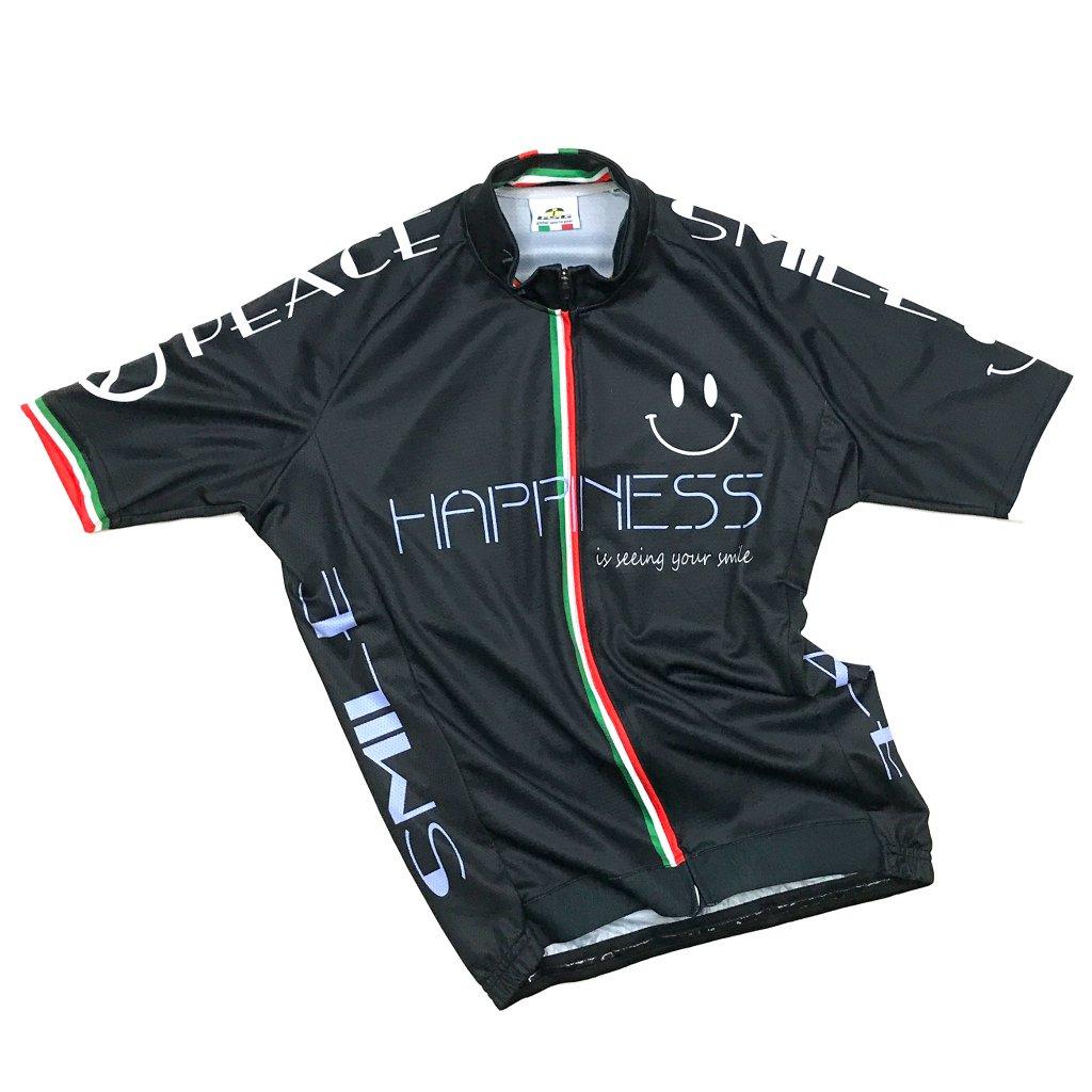「7ita happiness smile jeresy all black」の画像検索結果