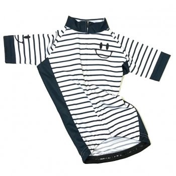 7ITA Marine Smile Kid Jersey White/Navy