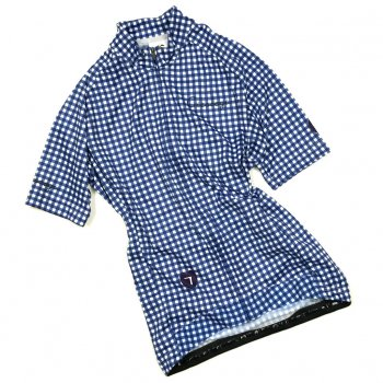 GSG Gingham Lady Jersey Blue