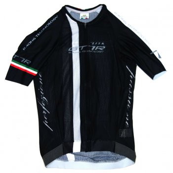 7ITA GT-7RR Climber's Jersey Black/White