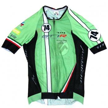 7ITA GT-7RR Climber's Jersey Green