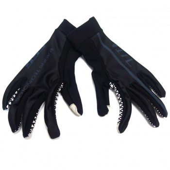 7ITA Neo Retro Mid Gloves Black/Grey