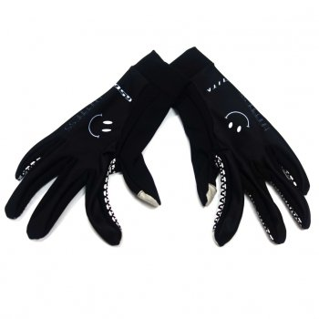 7ITA Smile Mid Gloves Black
