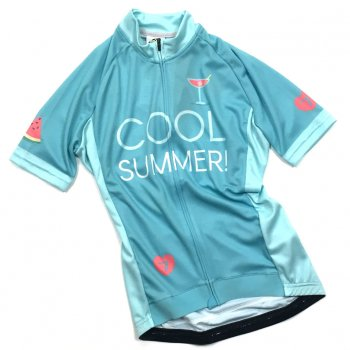 7ITA Beach Lady Jersey Sky Blue