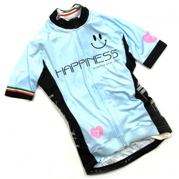 7ITA Neo Happiness Smile Lady Jersey Sky Blue