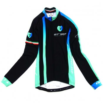 7ITA GT-7RR II Lady Jacket Black/Green