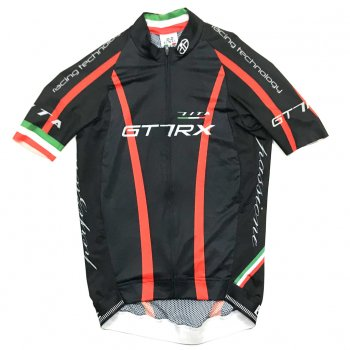 7ITA GT-7RX Jersey Black/Red