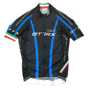 7ITA GT-7RX Jersey Black/Blue