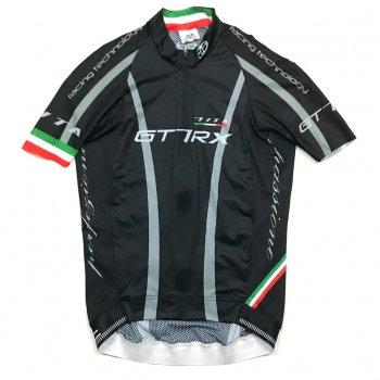 7ITA GT-7RX Jersey Black/Grey