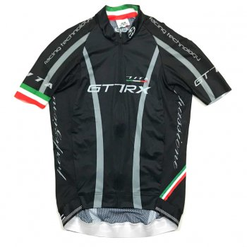 7ITA GT-7RX Jersey Black/Grey