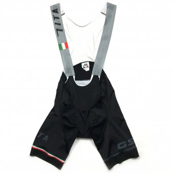 7ITA Neo Cobra II Bibshorts Black/Grey